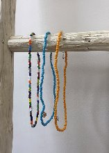 color beads necklace (3c)